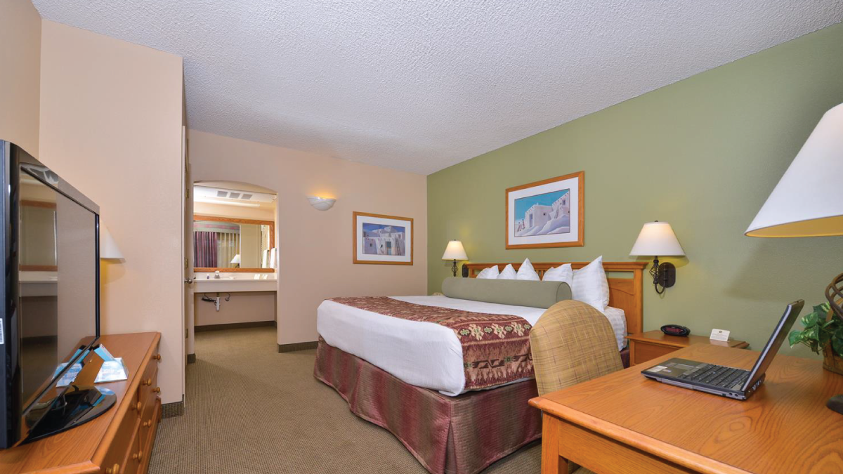 The Best Western Kingman Arizona